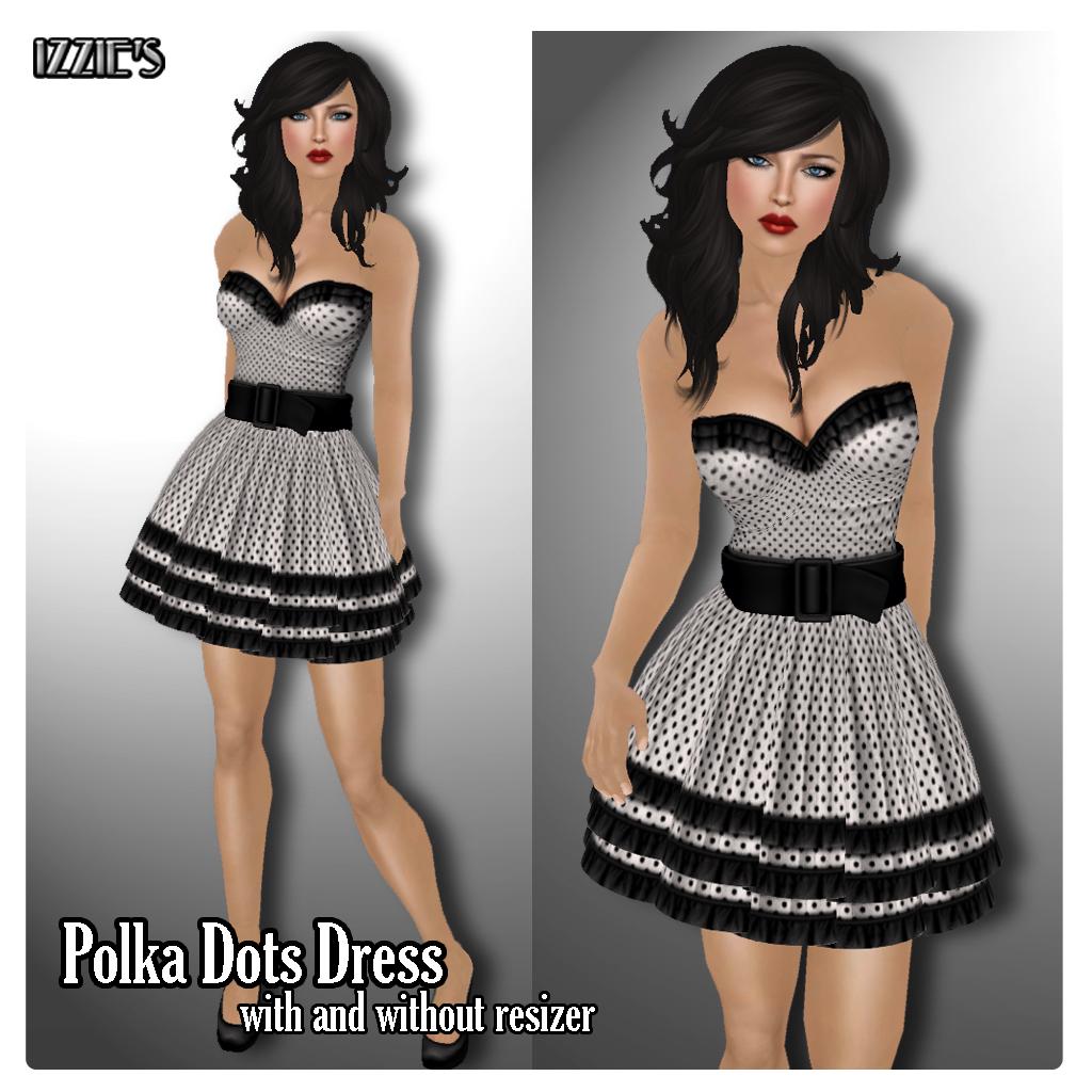 Polka Dots Dress | Izzie\'s